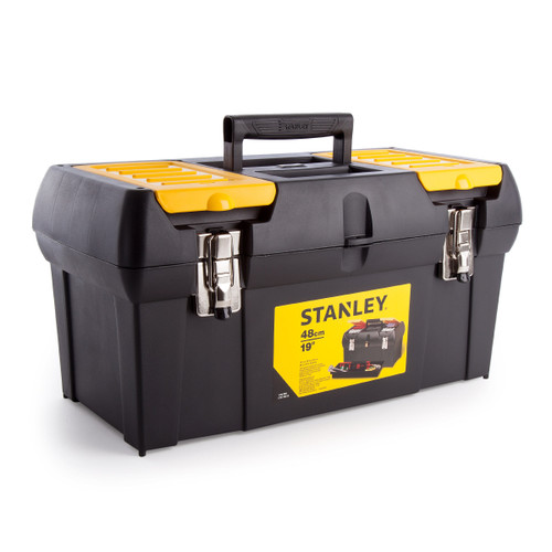 Stanley 1-92-066 Toolbox with Tote Tray 19 Inch / 48cm - 2