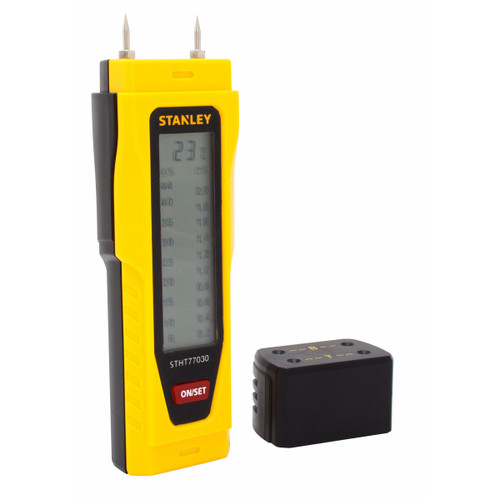 Stanley 0-77-030 Moisture Meter with Pouch - 4