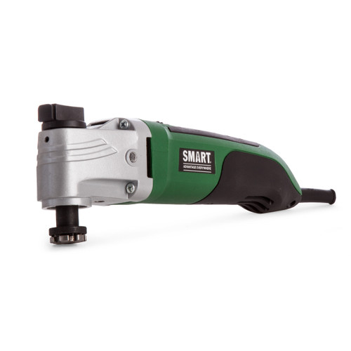 Smart TR30 Multi-Tool Start Up Kit with Tool-Less Blade Change 300W 240V - 6