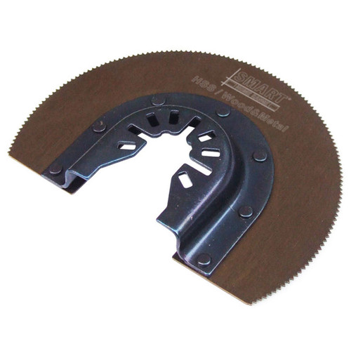 Buy Smart N90SB1 Multi Tool HSS Segment Blade with Quick Release Fitment at Toolstop