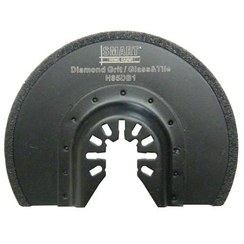 Buy Smart H85DB1 Multi Tool Super Thin Diamond Embedded Grout Blade with Quick Release Fitment at Toolstop