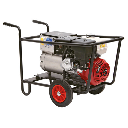 Buy SIP 25020 P200W DC AlleyCat Welding Generator Petrol at Toolstop