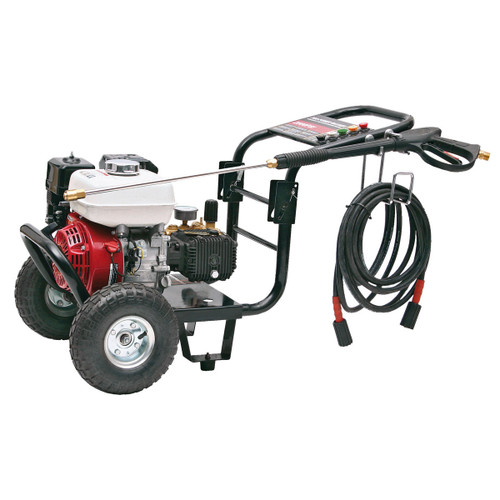 Buy SIP 08943 PP760/190 Tempest Petrol Powered Pressure Washer Wheel Mounted at Toolstop