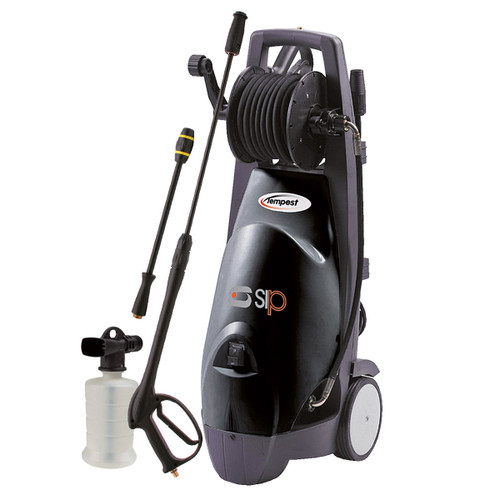 Buy SIP 08932 T480/130-S Tempest Electric Wheel Mounted Pressure Washer at Toolstop