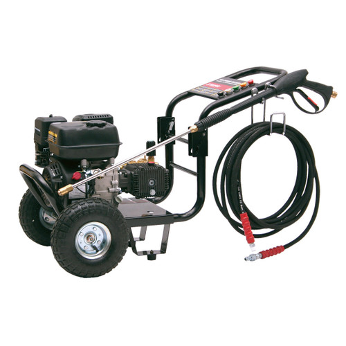 Buy SIP 08925 TP760/190 Tempest Petrol Powered Wheel Mounted Pressure Washer  at Toolstop