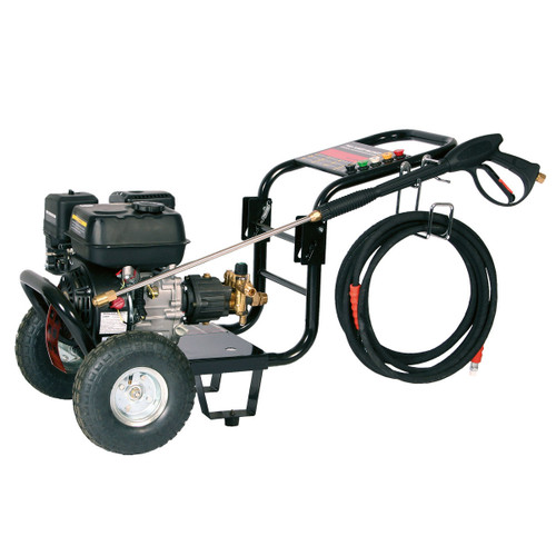 Buy SIP 08923 TP650/175 Tempest Petrol Powered Wheel Mounted Pressure Washer at Toolstop