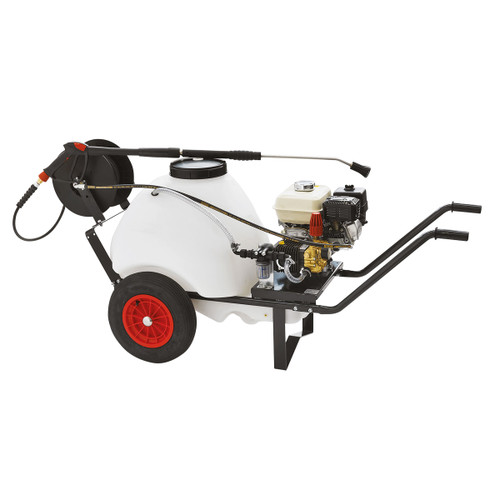 Buy SIP 08916 Tempest PPB480/160 Bowser Pressure Washer (Honda) at Toolstop