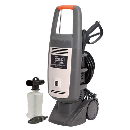 Buy SIP 08904 Tempest T480/150S 2300W Wheel Mounted Pressure Washer 240V at Toolstop