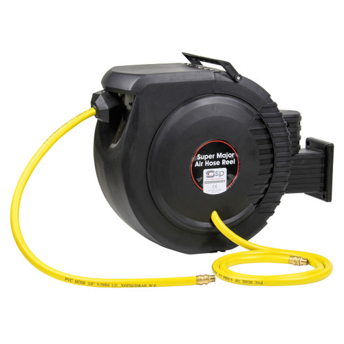 Buy SIP 07974 Super Major Hose Reel 15m at Toolstop