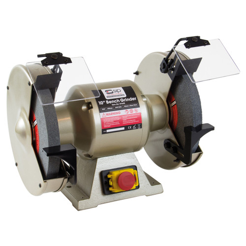 "Buy SIP 07645 10"" Professional Bench Grinder at Toolstop"