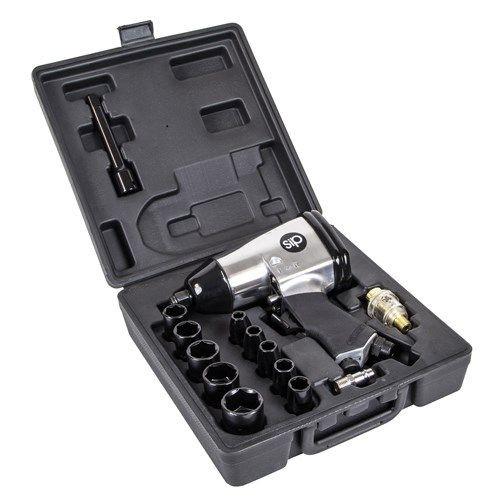 "Buy SIP 06792 1/2"" Air Impact Wrench Kit (16pc) at Toolstop"