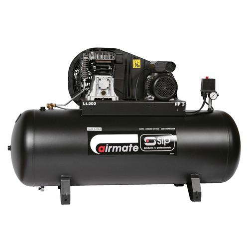 Buy SIP 06294 3HP/200-SRB Air Compressor at Toolstop