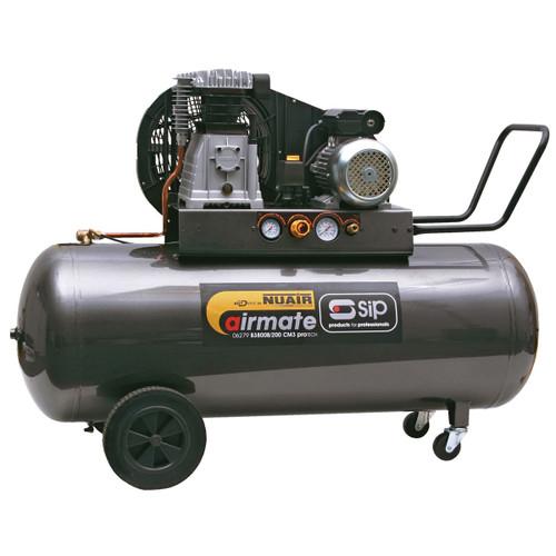Buy SIP 06279 Airmate PB 3800B/200S 240V Pro-Tech Compressor  at Toolstop