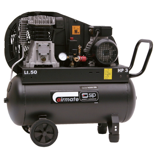 Buy SIP 06258 Airmate TN 3HP/50-SRB 240V Compressor at Toolstop