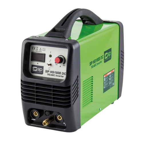 Buy SIP 05775 Weldmate HG1800 DC TIG /ARC Inverter Welder at Toolstop