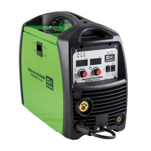 Buy SIP 05773 Weldmate HG2300MP MIG/TIG/ARC Inverter Welder at Toolstop