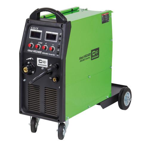 Buy SIP 05769 Ideal HG2400 MIG/ARC Inverter Welder at Toolstop