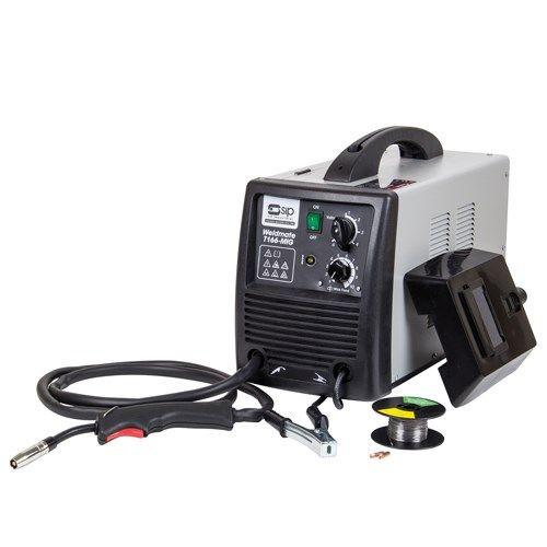 Buy SIP 05756 T166-MIG Dual Transformer Welder at Toolstop