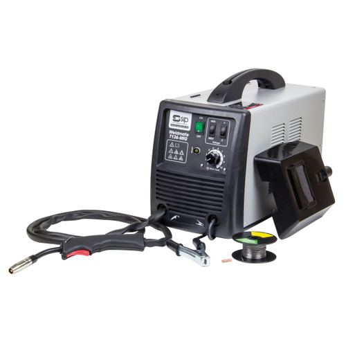 Buy SIP 05736 T136-MIG Dual Transformer Welder 240V for GBP184.2 at Toolstop