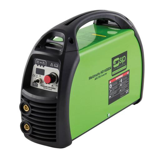 Buy SIP 05711 Weldmate HG1400A ARC/TIG Inverter Welder at Toolstop