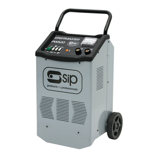 Buy SIP 05534 Professional Startmaster PW520 Battery Charger at Toolstop