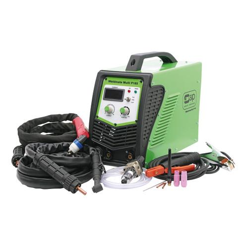 Buy SIP 05279 Weldmate Multi P184 TIG/ARC/Plasma Inverter at Toolstop