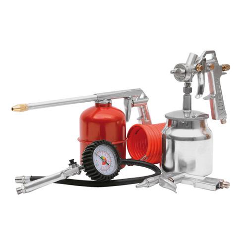 Buy SIP 04947 Trade 5 Piece Air Accessory Kit at Toolstop