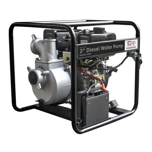 """Buy SIP 04939 3"""" Diesel Water Pump E/S at Toolstop"""