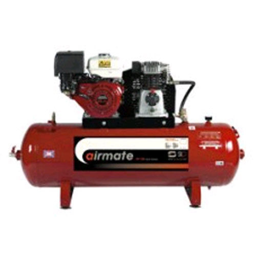 Buy SIP 04456 ISHP8/200 Airmate Industrial Super Petrol Compressor with Honda Engine 200L at Toolstop