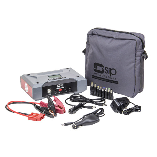 Buy SIP 03973 Pro Booster 802Li Booster/Power Pack at Toolstop