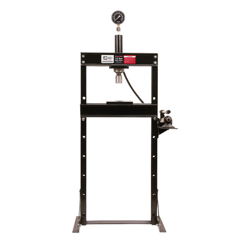 Buy SIP 03651 12 Ton Shop Press (Hydraulic) at Toolstop