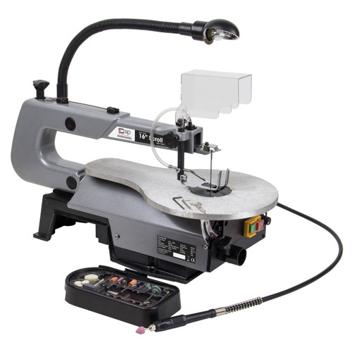 "Buy SIP 01947 16"" Variable Speed Scroll Saw at Toolstop"