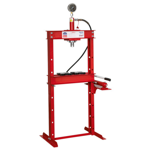 Buy Sealey YK10F Hydraulic Press 10 Tonne Floor Type at Toolstop