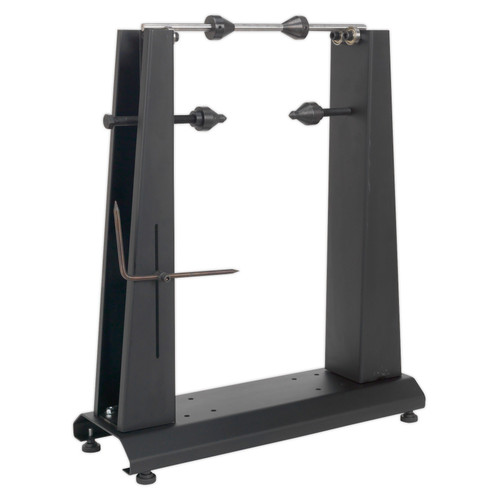 Buy Sealey WTS01 Motorcycle & Bicycle Wheel Balancer & Truing Stand at Toolstop