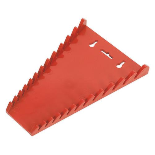 Buy Sealey WR04 Spanner Rack Capacity 12 Spanners at Toolstop
