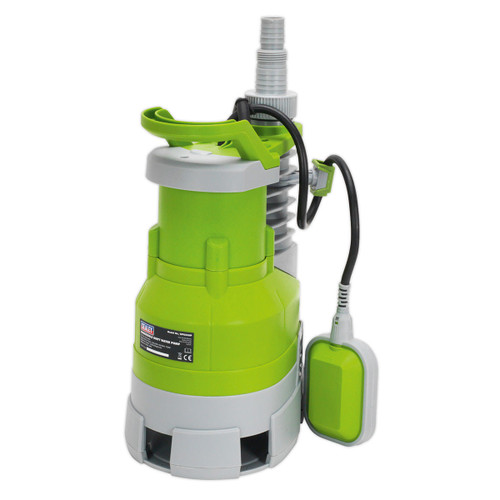 Buy Sealey WPD235P Submersible Dirty Water Pump Automatic 225ltr/min 240V at Toolstop