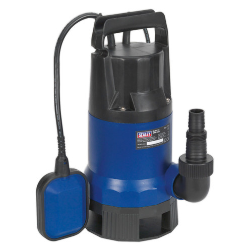 Buy Sealey WPD133A Submersible Dirty Water Pump Automatic 13Ltr/Min 240V at Toolstop