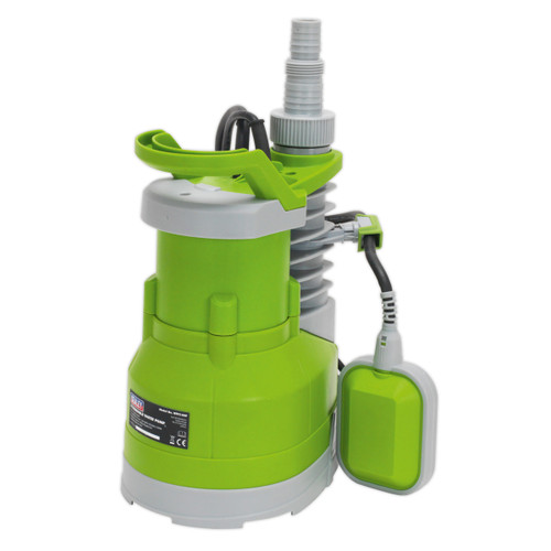 Buy Sealey WPC150P Submersible Water Pump Automatic 183ltr/min 240V at Toolstop