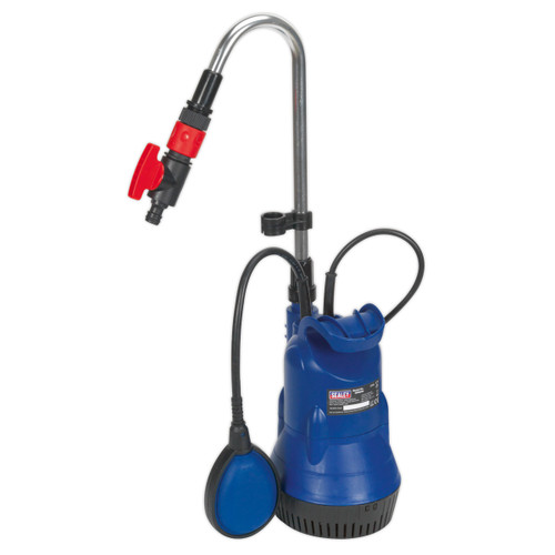 Buy Sealey WPB50A Submersible Water Butt Pump 50ltr/min 240V at Toolstop