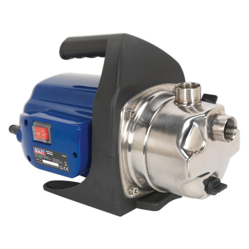 Buy Sealey WPB062S Surface Mounting Booster Pump Stainless Steel 55ltr/min 240V at Toolstop