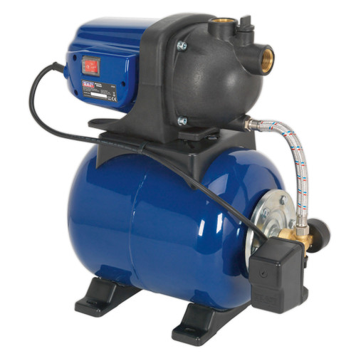 Buy Sealey WPB050 Surface Mounting Booster Pump 50ltr/min 240V at Toolstop