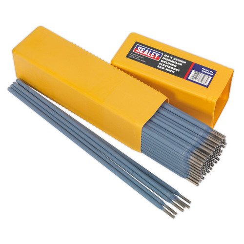 Buy Sealey WED5040 Welding Electrodes Dissimilar ∅4 X 350mm 5kg Pack at Toolstop