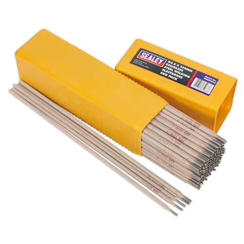 Buy Sealey WED5032 Welding Electrodes Dissimilar ∅3.2 X 350mm 5kg Pack at Toolstop