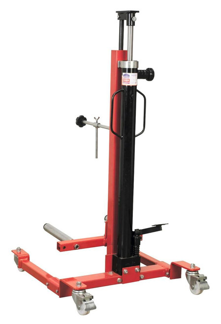 Buy Sealey WD80 Wheel Removal-lifter Trolley 80kg Quick Lift at Toolstop