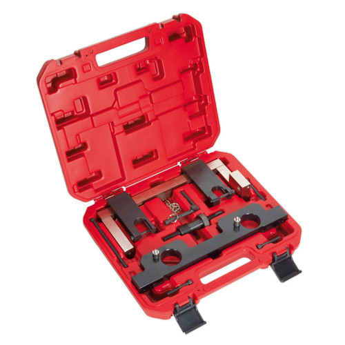 Buy Sealey VSE6188 Petrol Engine Setting/Locking Kit - BMW 2.0 N20 - Chain Drive at Toolstop