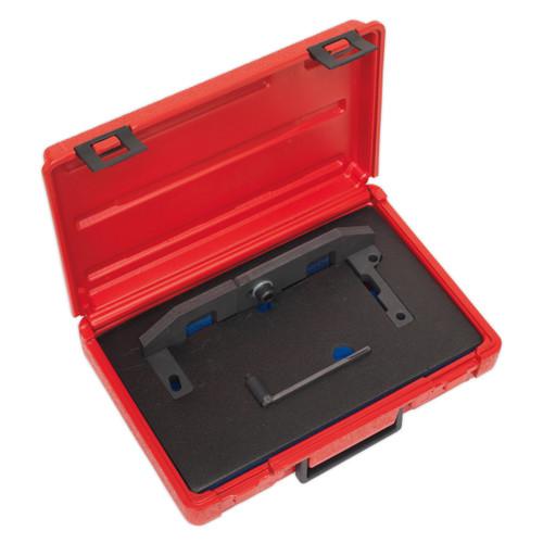 Buy Sealey VSE5092 Petrol Engine Setting/locking Kit - Citroen, Peugeot 1.0 Vti, 1.2 Vti - Belt Drive at Toolstop