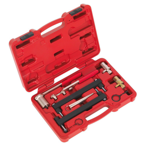 Buy Sealey VSE5091 Petrol Engine Setting/Locking Kit - Jaguar, Land Rover - Chain Drive at Toolstop