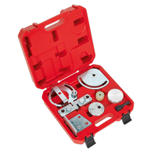 Buy Sealey VSE5050 Petrol Engine Setting/Locking Kit - Volvo 3.0 & 3.2, Land Rover Freelander Ii 3.2 - Chain Drive at Toolstop