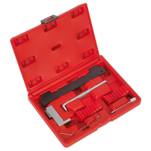Buy Sealey VSE5006 Petrol Engine Setting/locking Kit - Vauxhall/Opel, Chevrolet, Saab, Alfa Romeo, Fiat - 1.4, 1.6, 1.8 Twinport - B at Toolstop