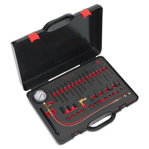 Buy Sealey VSE3158 Compression Test Kit (Diesel) at Toolstop
